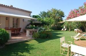 Alquiler por temporada Casa Saint-Tropez