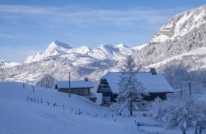 Alquiler por temporada Chalet Praz-sur-Arly