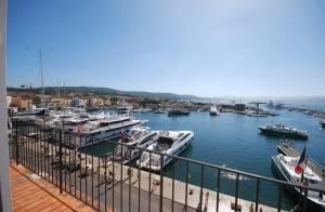 Alquiler por temporada Piso Saint-Tropez