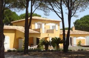 Alquiler por temporada Villa Ramatuelle