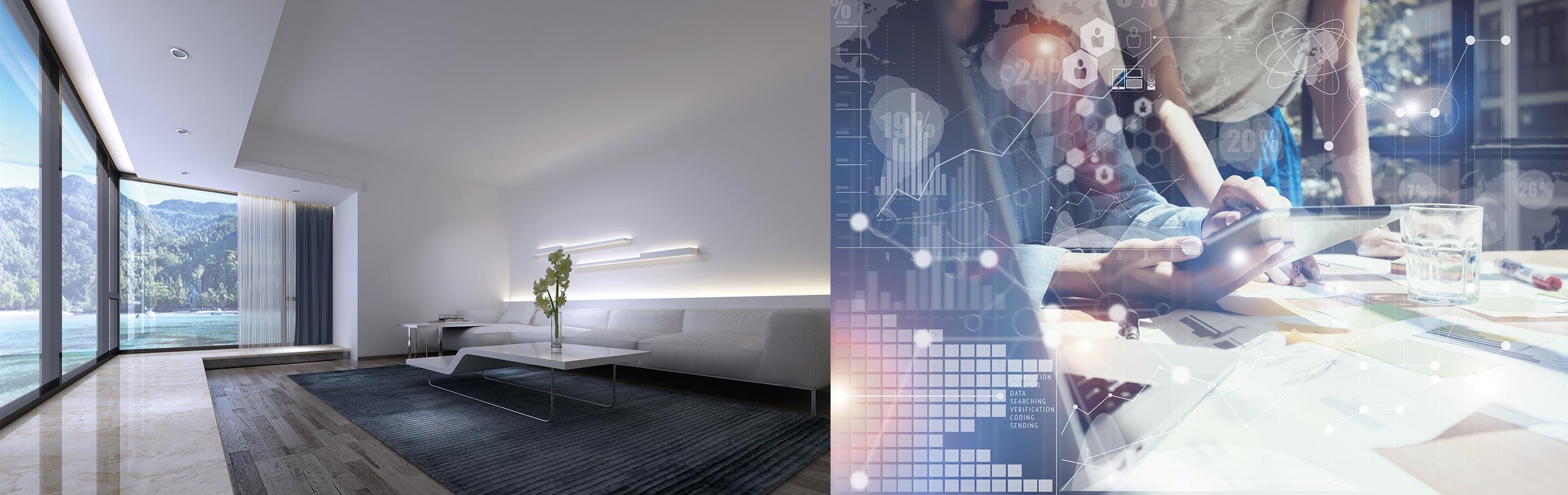 Modestile am billigsten High Fashion Luxus-Immobilien-Management