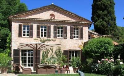 Location saisonnière Propriété Mouans-Sartoux