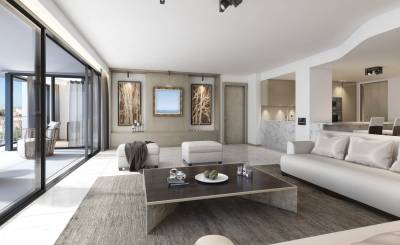 New construction Apartment Cannes