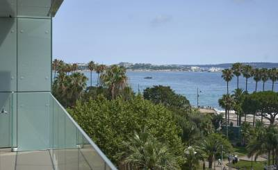 New construction Delivered Cannes