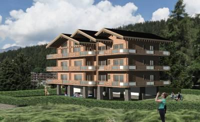 New construction Apartment Crans-Montana