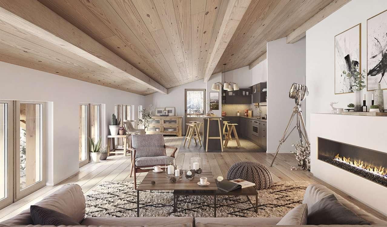 New construction Apartment Demi-Quartier