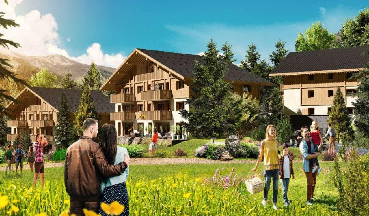 New construction Apartment Megève