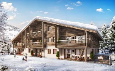 New construction Apartment Megève