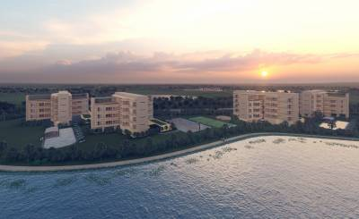 New construction Apartment Punta Canoa