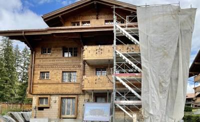 New construction Delivered Saanenmöser