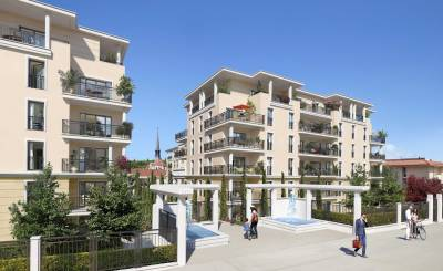 New construction Delivery on 10/23 Aix-en-Provence