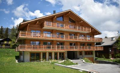 New construction Delivered Crans-Montana