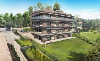 New construction Building Genève
