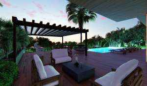New construction Cottage Punta Canoa