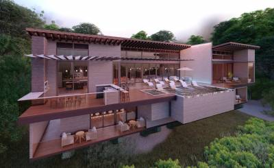 New construction Cottage Punta Canoa