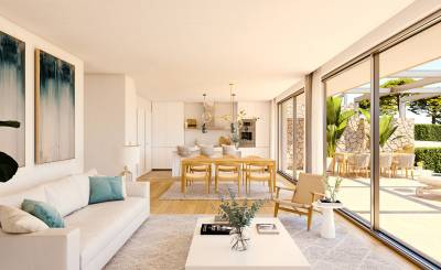 New construction Delivery on 03/21 Cala Vinyes
