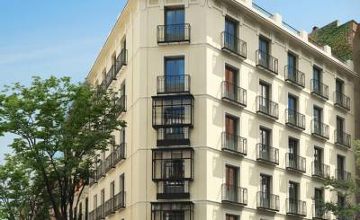 New construction Delivered Madrid