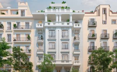 New construction Delivery on 12/21 Madrid