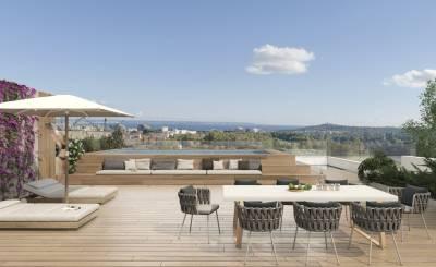 New construction Housing estate Palma de Mallorca