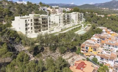 New construction Housing estate Santa Ponsa