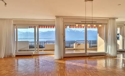 Rental Apartment Chernex