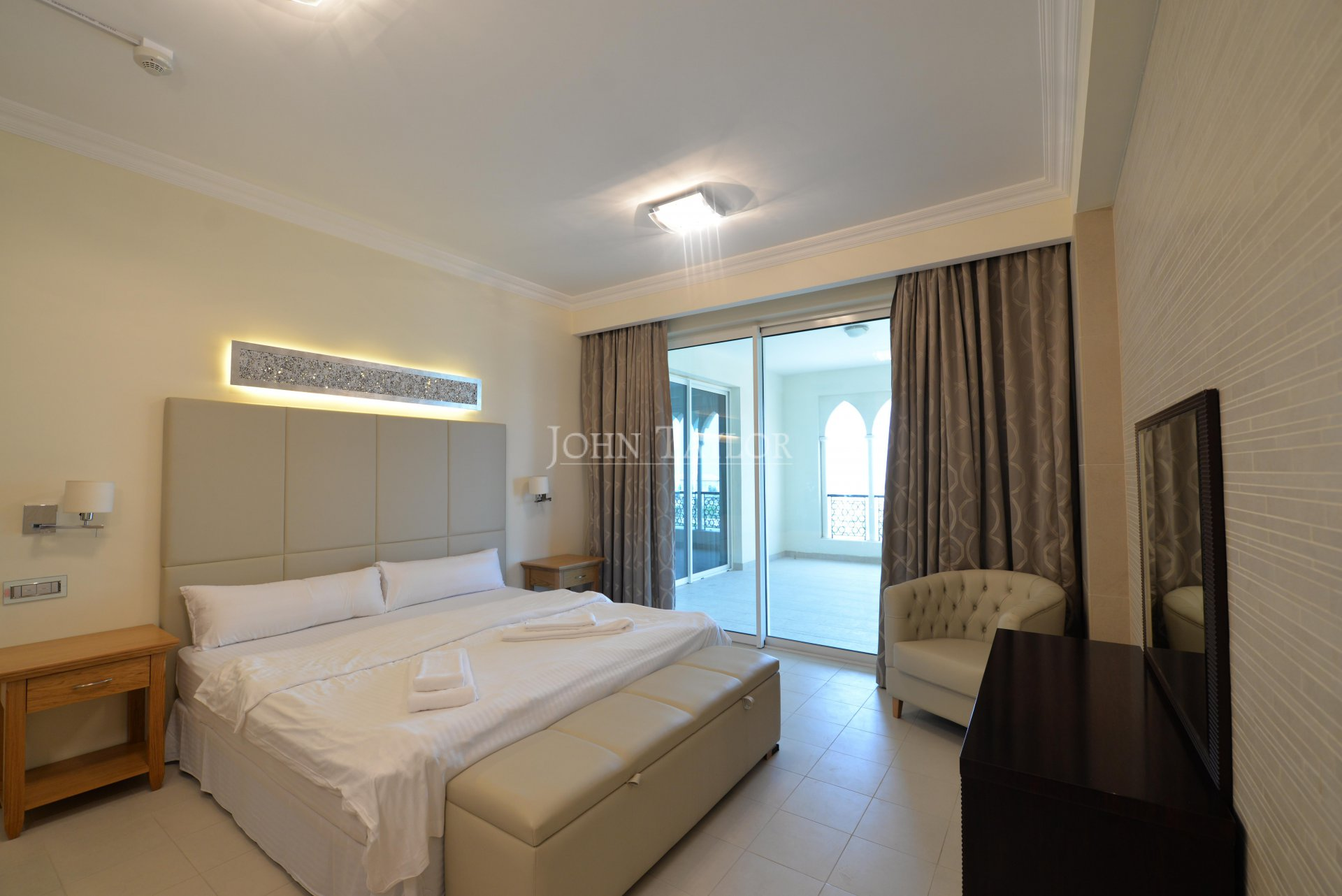 Ad Rental Apartment Doha (The Pearl), 2 Rooms, 153 m² ...