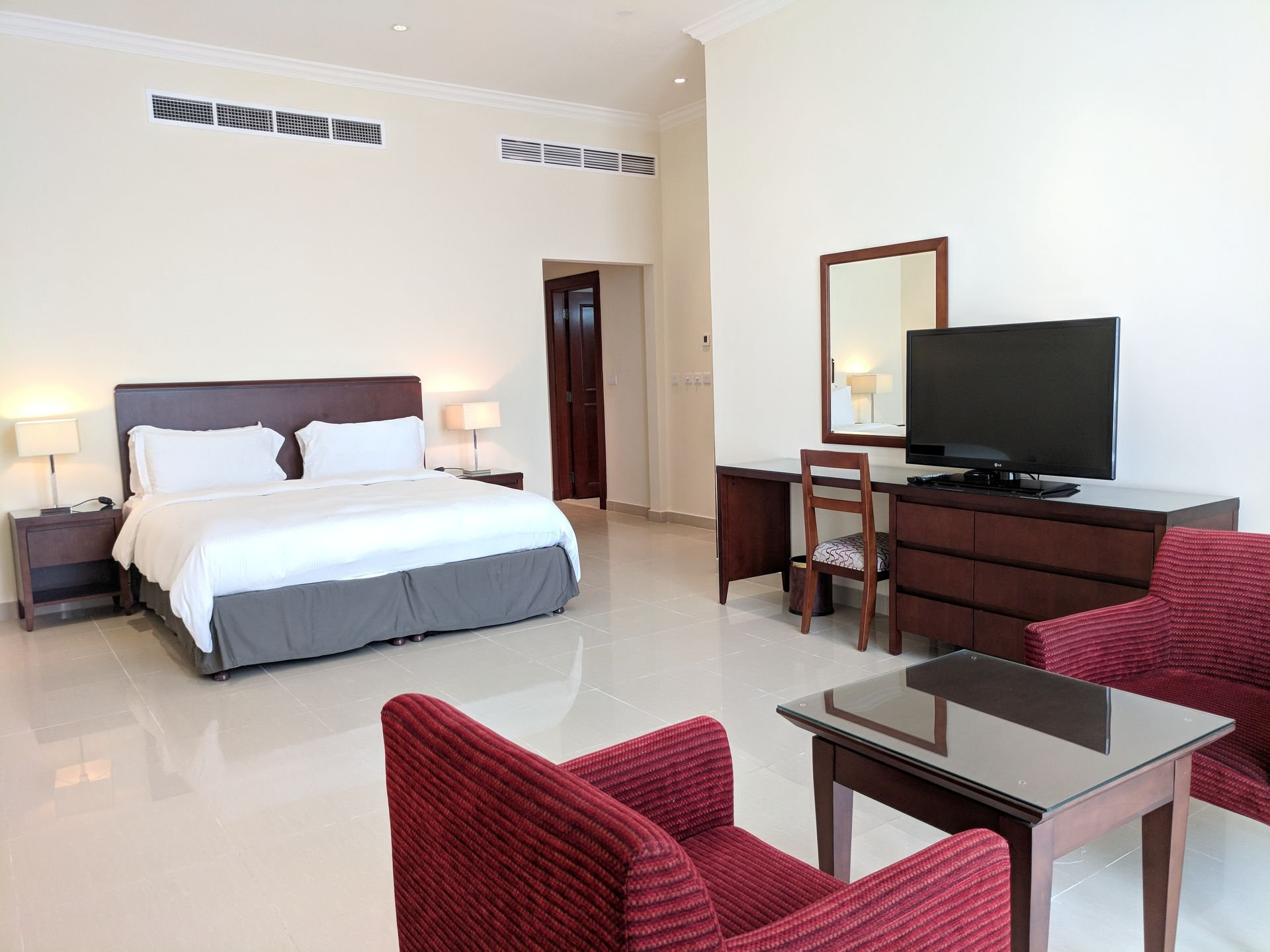 Ad Rental Apartment Doha The Pearl, 3 Rooms ref:L1235DA