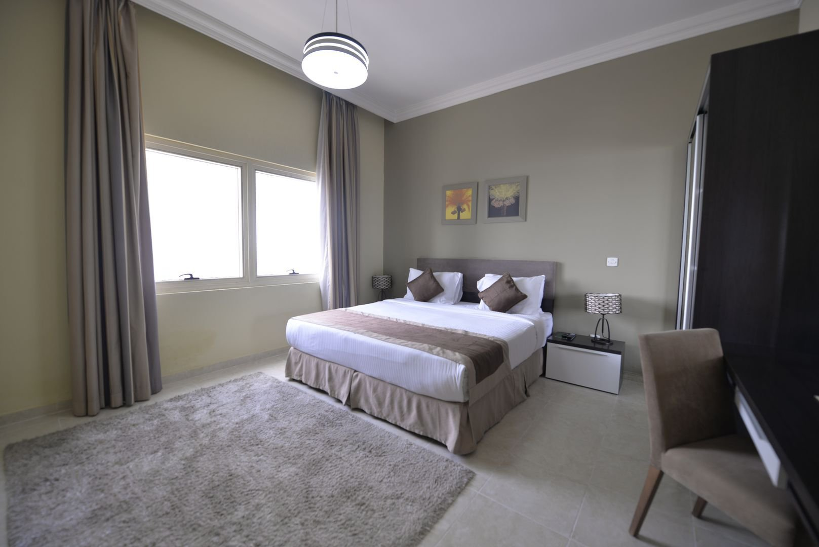 Ad Rental Apartment Doha West Bay, 3 Rooms ref:L1538DA