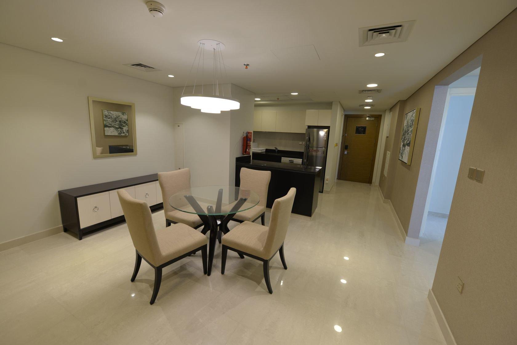 Ad Rental Apartment Doha, 2 Rooms ref:L1572DA