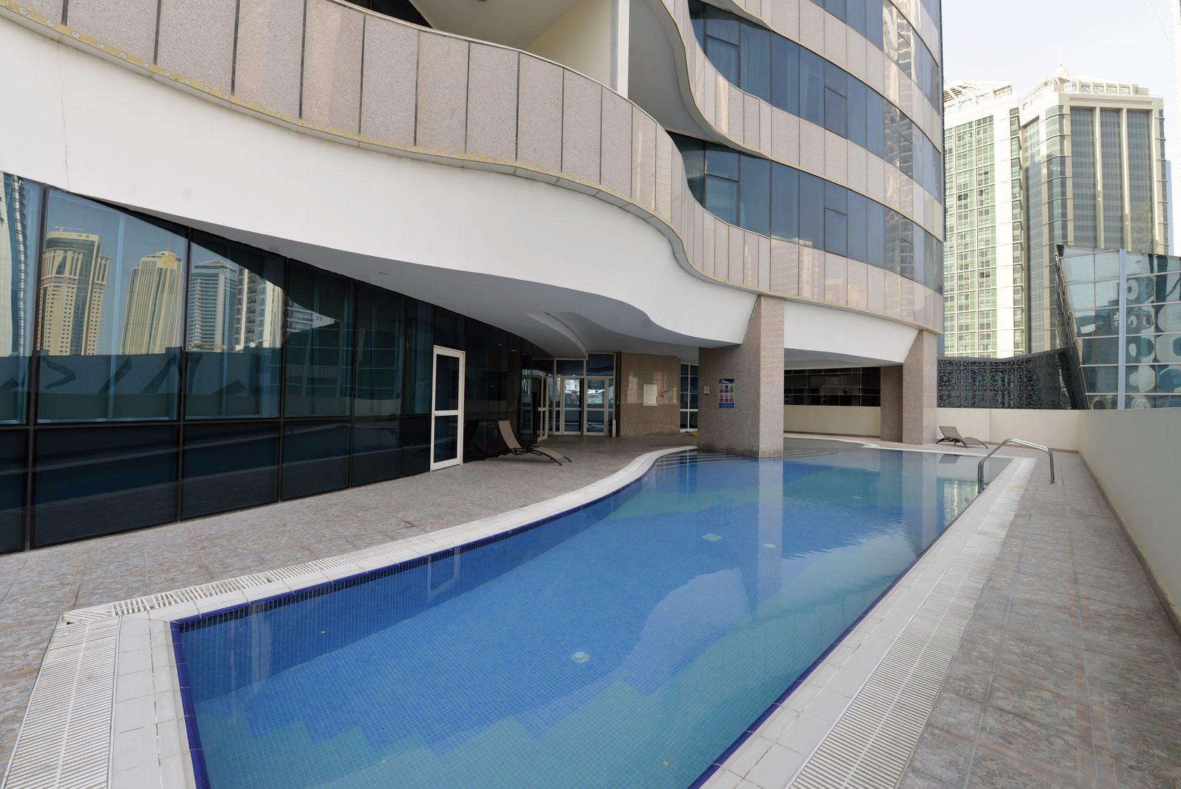 Ad Rental Apartment Doha West Bay, 4 Rooms ref:L1592DA
