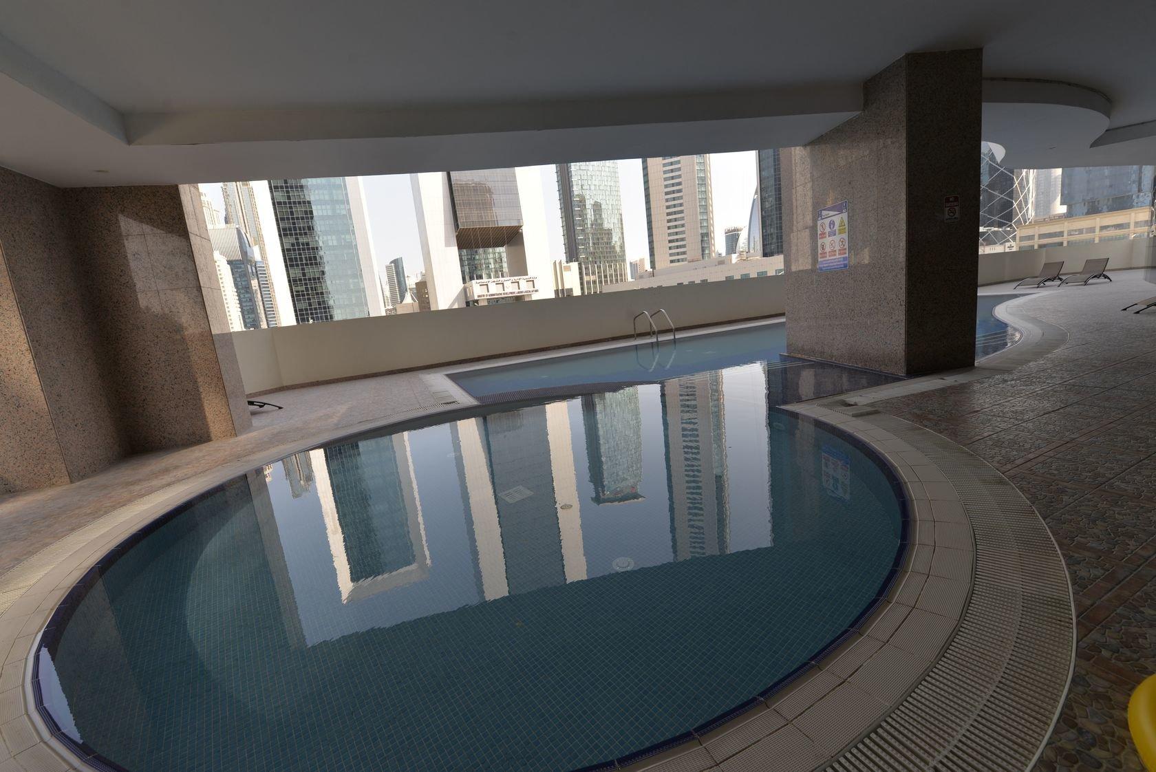 Ad Rental Apartment Doha West Bay, 2 Rooms ref:L1601DA