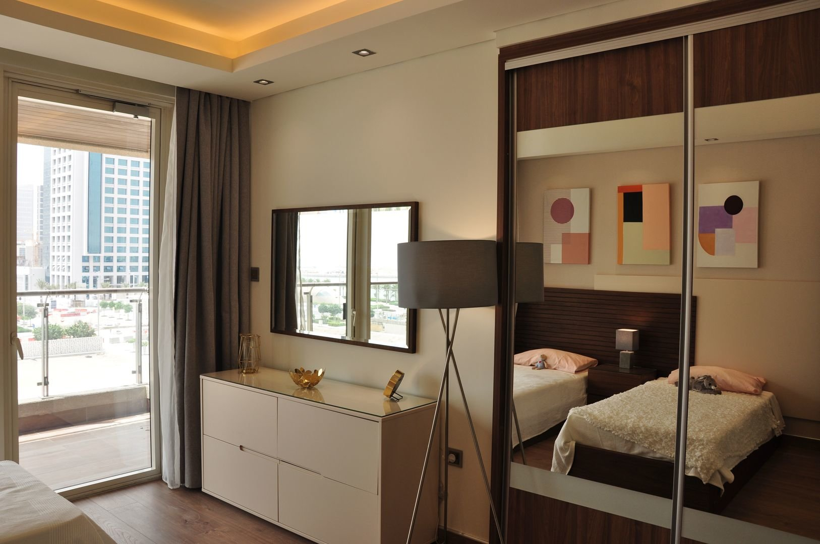 Ad Rental Apartment Doha, 2 Rooms ref:L1620DA