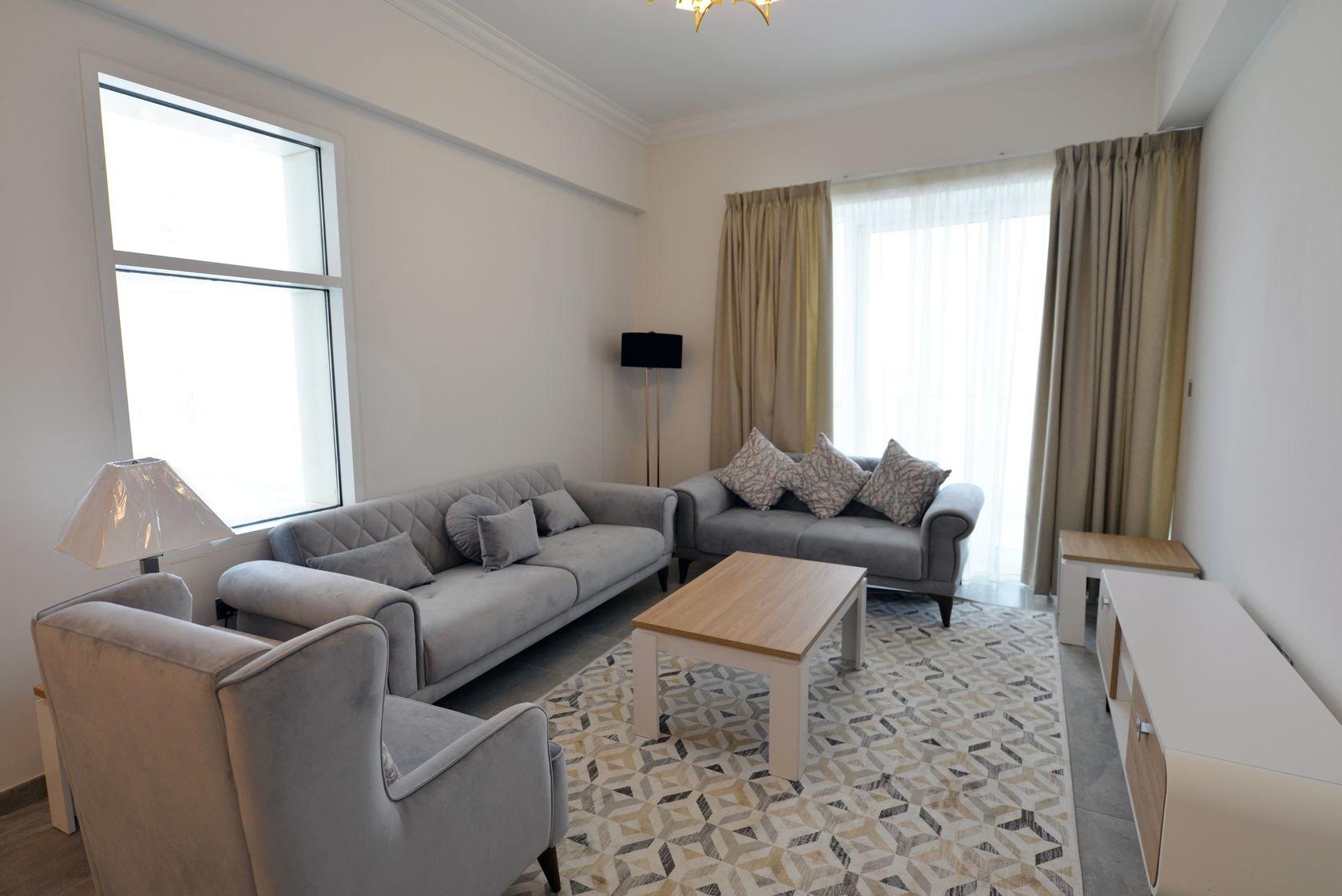Ad Rental Apartment Doha, 2 Rooms ref:L1632DA