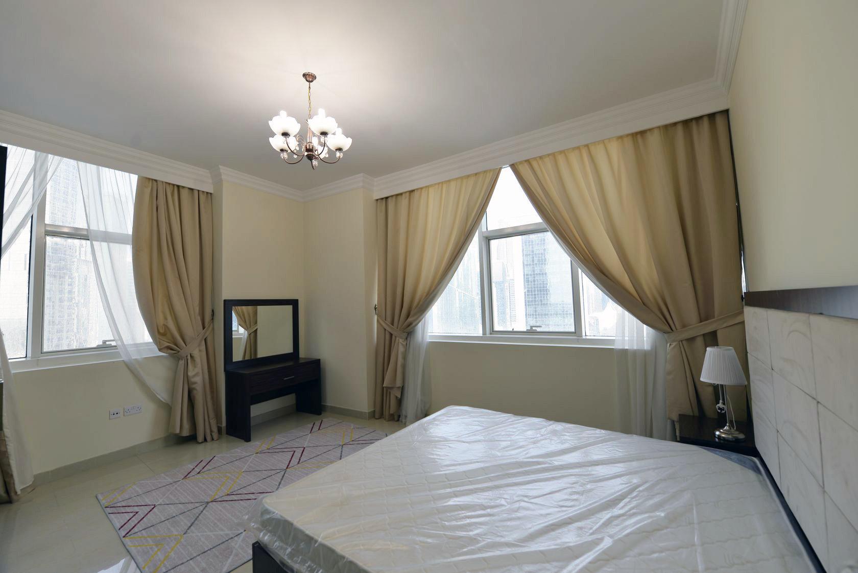 Ad Rental Apartment Doha West Bay, 4 Rooms ref:L1736DA