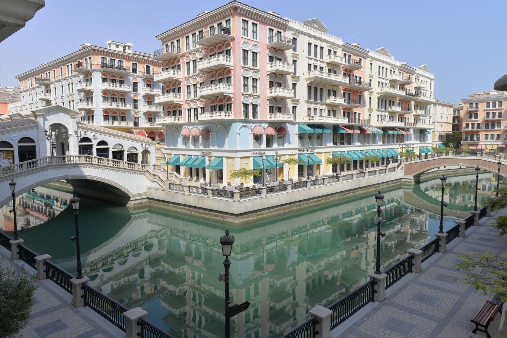 Ad Rental Apartment Doha The Pearl, 3 Rooms ref:L1747DA