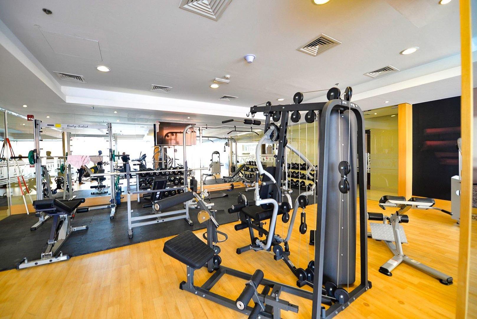 Ad Rental Apartment Doha, 2 Rooms ref:L1870DA