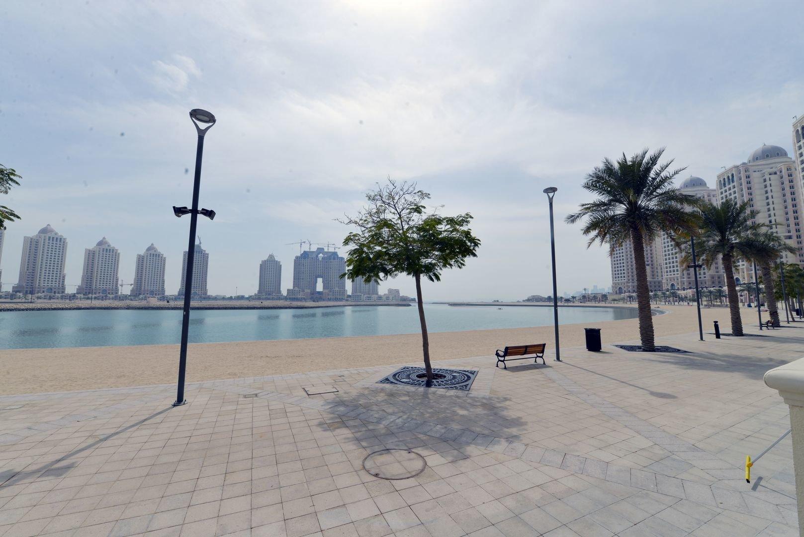 Ad Rental Apartment Doha The Pearl, 1 Rooms ref:L1874DA