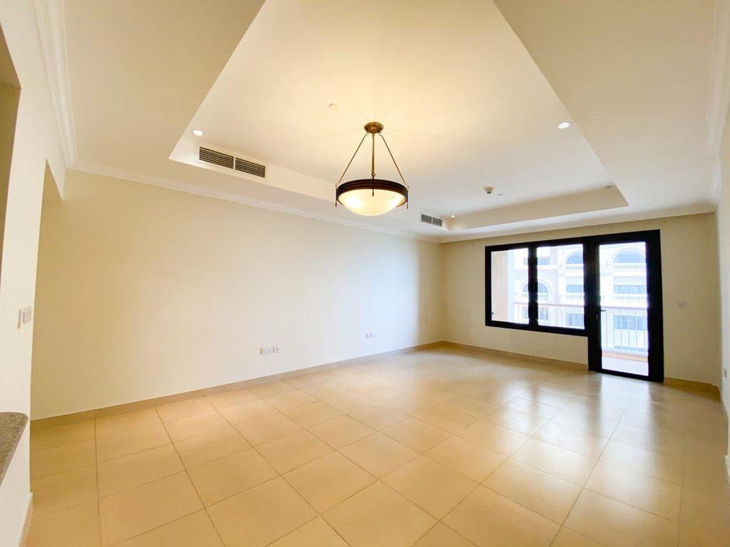 Ad Rental Apartment Doha The Pearl, 2 Rooms ref:L1877DA