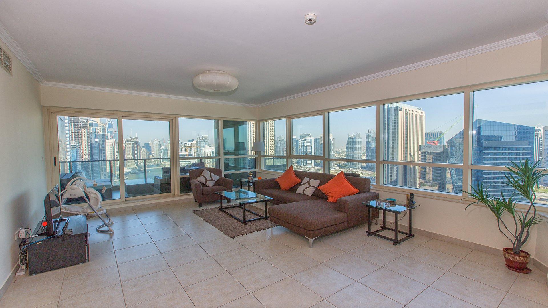 Ad Rental Apartment Dubai Marina Marina Quays West ref:L0316DU