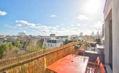 Rental Apartment La Garenne-Colombes