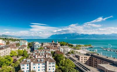 Rental Apartment Lausanne