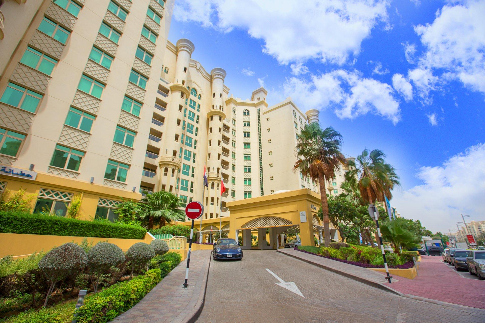 Ad Rental Apartment Palm Jumeirah Shoreline Apartments ref ...