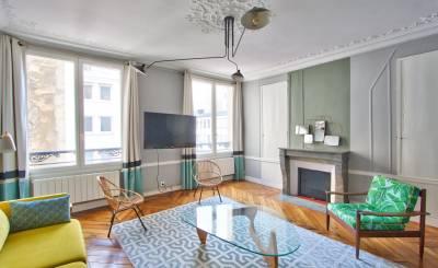 Rental Apartment Paris 1er