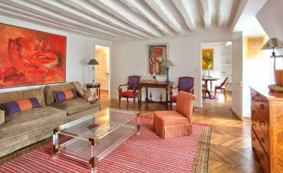 Rental Apartment Paris 1er