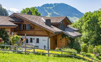 Rental Chalet Gstaad