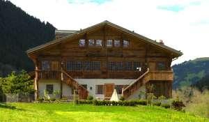Rental Chalet Lauenen bei Gstaad