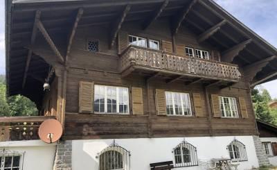 Rental Chalet Schönried