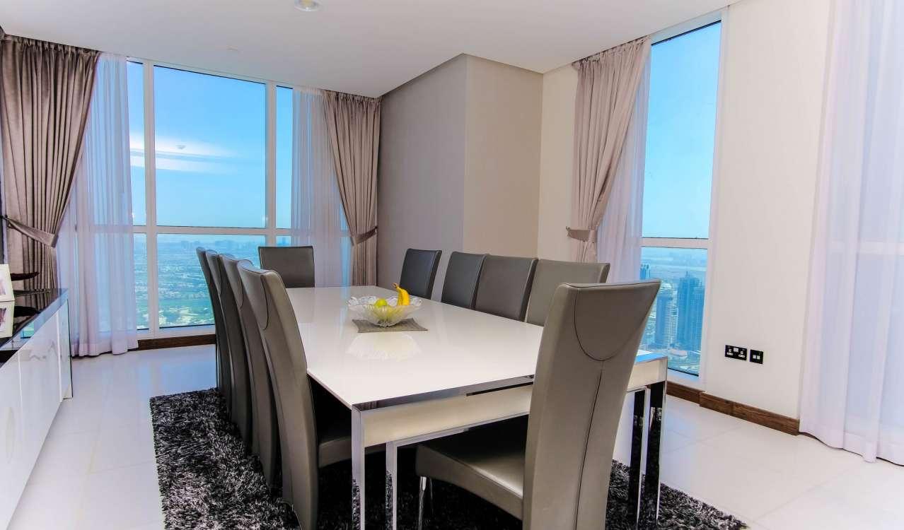 Rental Duplex Dubai Marina