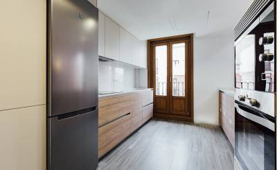 Rental Duplex Madrid
