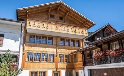 Rental House Saanen